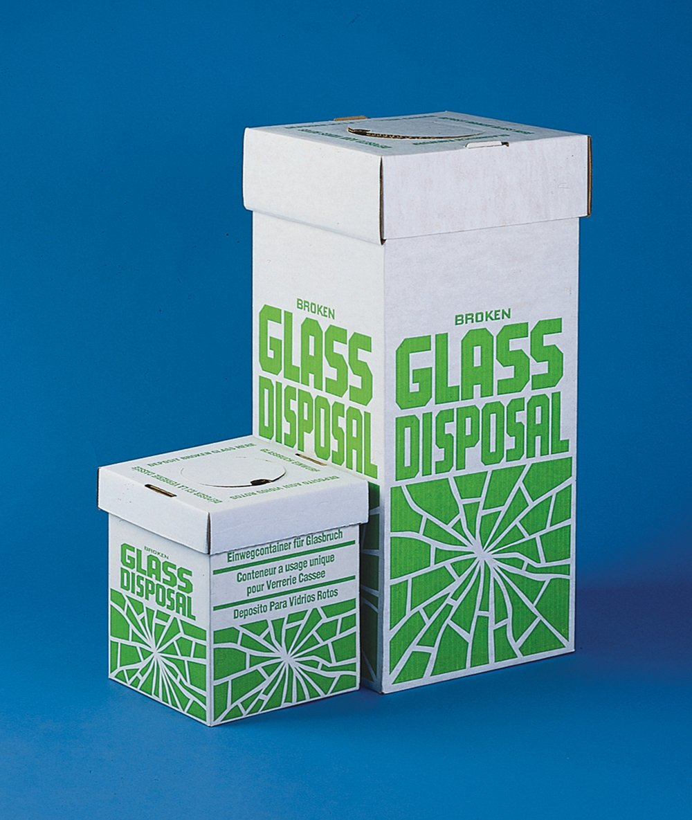 Entsorgungsboxen für Bruchglas - Entsorgungsboxen für Bruchglas Bodenmodell