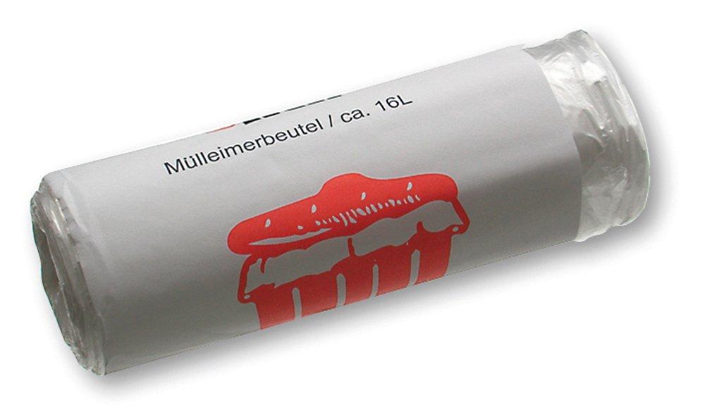 Mülleimerbeutel PEHD - Mülleimerbeutel PEHD 30 l grau 50x60cm